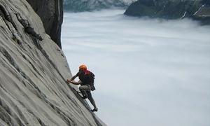 Berg & Ton: 3 Stunden Kletterkurs inkl. EIntritt und Leihausrüstung bei Berg & Ton (bis zu 54% sparen*)
