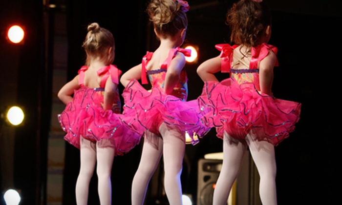 Pacific Ballet Conservatory - Aliso Viejo: $39 for Eight Summer Dance Classes at Pacific Ballet Conservatory ($115 Value)