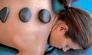 A New Length Salon & Day Spa: 60-Minute Swedish or Hot-Stone Massage at A New Length Salon & Day Spa (56% Off)