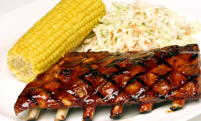 Archibald & Woodrow's Barbeque - Multiple Locations: Barbecue for Two or Four at Archibald & Woodrow's Barbeque (Half Off)