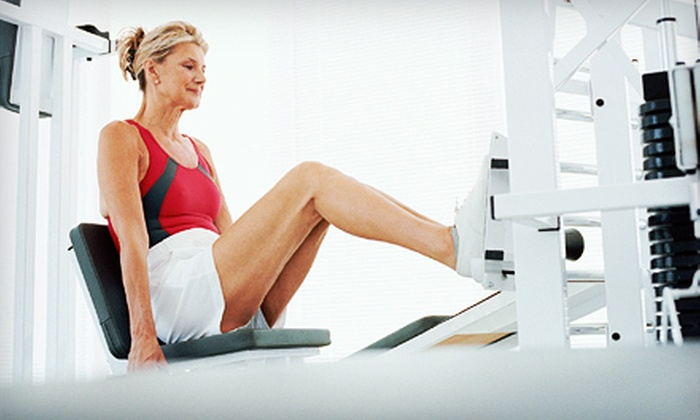 W.O.W. at Bodies R Us - West View: One- or Two-Month Gym Membership to W.O.W. at Bodies R Us (Up to 55% Off)