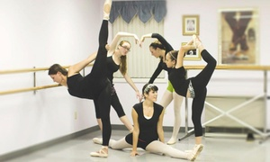 Redemption Dance Institute: Two Dance Classes from Redemption Dance Institute (65% Off)