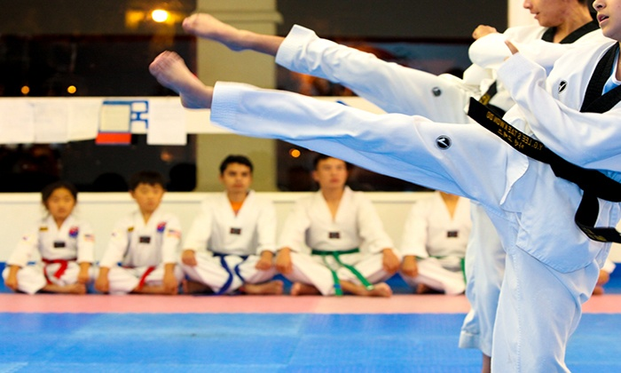 Y.G. Lee Tae Kwon Do Academy - Campbell: $39 for Four Weeks of Unlimited Tae Kwon Do Classes at Y.G. Lee Tae Kwon Do Academy ($220 Value)