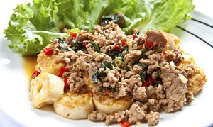 Tara Thai Cuisine..a: $9 for $15 Worth of Thai Food — Tara Thai Cafe