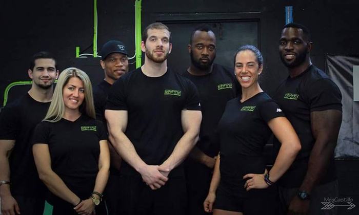 Symmetry Fitness Training System - Tarpon River: $19 for $75 Worth of Personal Fitness Program — Symmetry Fitness Training System