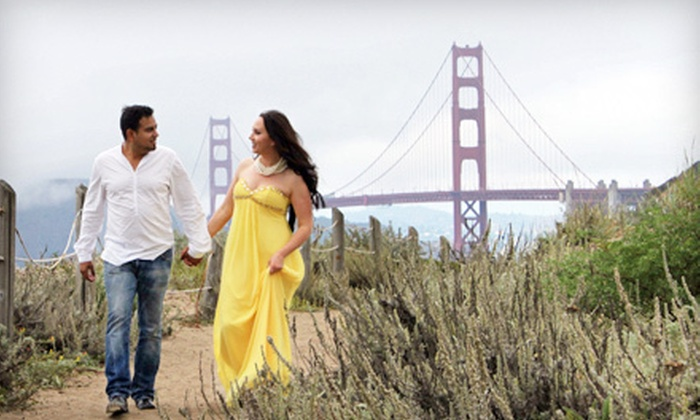 TheLovePix - Newark: On-Location Photo Shoot with Small or Large Print Package from TheLovePix (Up to 74% Off)