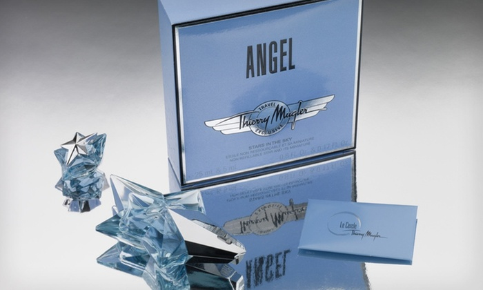 Angel by Thierry Mugler 2-Piece Eau de Parfum Gift Set: $57.99 for an Angel by Thierry Mugler Eau de Parfum 2-Piece Gift Set ($85 List Price). Free Shipping.