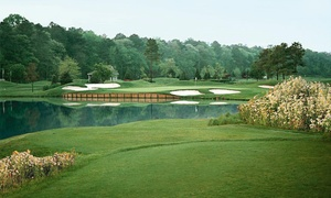 River Run Golf Course: 18 Holes of Golf with Cart for Two or Four at River Run Golf Course (41% Off)