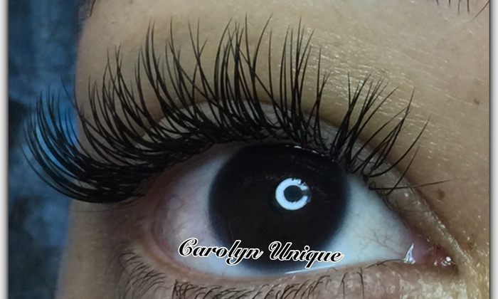 Lashes By Carolyn Unique - Lauderdale-by-the-Sea: Full Set of Eyelash Extensions at Lashes by Carolyn Unique (38% Off)