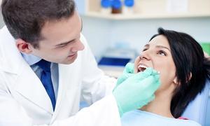 Dott.Roberto Simonelli: Visita odontoiatricacon pulizia dei denti, otturazione e sbiancamento