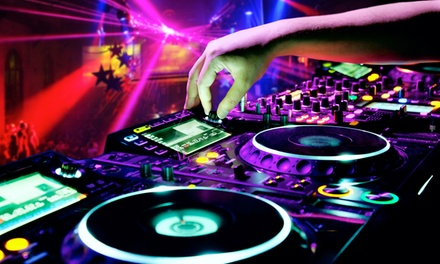 C$499 for a Full Night of DJ Services from Midnight Blue Entertainment (C$1,000 Value)