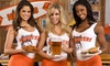 Hooters - Hooters of West Covina: $26 for $40  Worth of Food for Two or More at Hooters