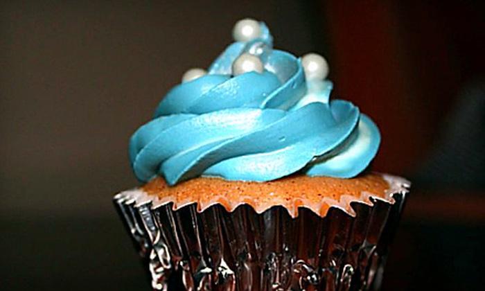 Sugar Spice & Cupcake Bites - Holmes Beach: One or Two Dozen Cupcakes or One Jumbo Cupcake at Sugar, Spice & Cupcake Bites in Bradenton (Up to 57% Off)
