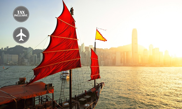 Hong Kong: Return SQ Flights 0
