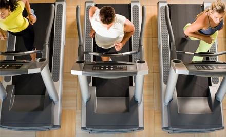 Three- or Six-Month Gym Membership at Myers Park Wellness Center (50% Off)