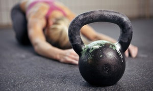 Revolution Fitness: 10 or 20 Kettlebell Classes at Revolution Fitness (Up to 79% Off)