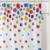 Waterproof PEVA Shower Curtain Set (13-Piece)