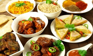 Up To 40% Off Indian Cuisine  At Mudra Fine Indian Gourmet