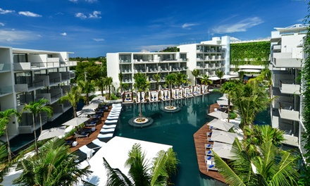 Phuket: Five- or Seven-Night Retreat for Two with Breakfast, Massage and Wi-Fi at 5* Dream Phuket Hotel & Spa