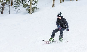 Pajarito Mountain Ski Area or Sipapu Ski and Summer Resort: Lift Ticket with Optional Rental at Pajarito Mountain Ski Area or Sipapu Ski and Summer Resort (Up to 42% Off)