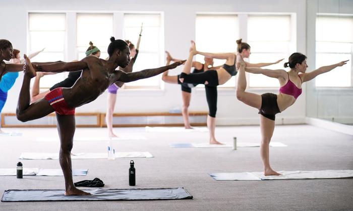 Bikram Yoga Park Slope - Prospect Park: One or Three Months of Unlimited Classes at Bikram Yoga Park Slope (Up to 70% Off)