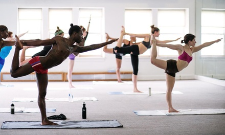 One or Three Months of Unlimited Classes at Bikram Yoga Park Slope (Up to 70% Off)