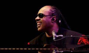 Stevie Wonder: Songs in the Key of Life Performance: Stevie Wonder: Songs in the Key of Life Performance on Friday, October 16, at 8 p.m.