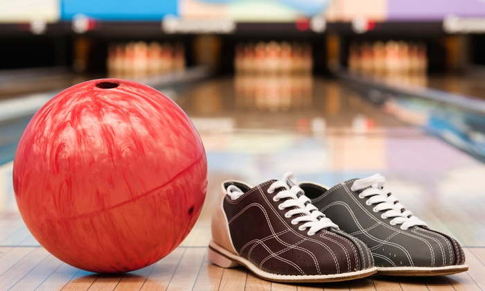 Cypress Lanes - Cypress Lanes: $30 for Two Hours of Bowling for Six with Shoe Rentals and a Large Pizza at Cypress Lanes (Up to $64.85 Value)