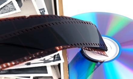 Digitalisierung von analogen Bildern oder Dias bei Film Digital Berlin ab 6,50 € (bis zu 68% sparen*)