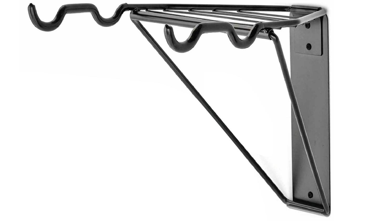 Wall-Mounted Bicycle Rack