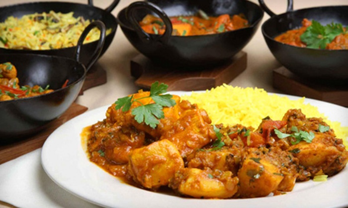 Anar Indian Restaurant - Hollywood: Indian Cuisine at Anar Indian Restaurant (Half Off). Two Options Available.