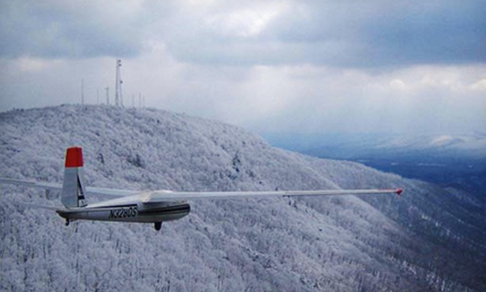 Chilhowee Gliderport - 1: $129 for a 30-Minute Glider Flight and Souvenir T-shirts for Two at Chilhowee Gliderport ($259 Value)