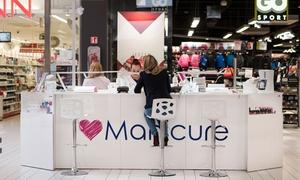 I Love Manicure: Manicure klasyczny (19,99 zł) lub japoński (39,99 zł) i więcej opcji w I Love Manicure Centrum Handlowe Ster