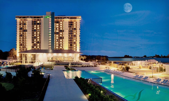 La Torretta Lake Resort & Spa - Montgomery, TX: One- or Two-Night Stay with Optional Golf Package for Two at La Torretta Lake Resort & Spa in Montgomery, TX