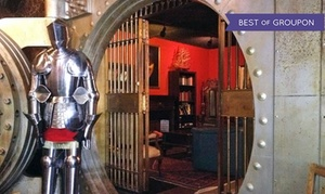 Amazing Escape Room - Princeton: One-Hour Room-Escape Game for Two, Four, Six, or Eight at Amazing Escape Room (Up to 28% Off)