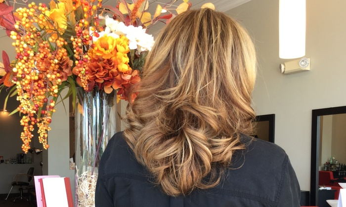 Hair Colour Studio - Linton Hall: Color, Highlights, and Blow-Dry from Hair Colour Studio (40% Off)