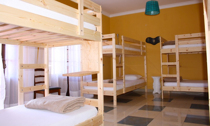 ericeira chill hill hostel in ericeira groupon getaways. Black Bedroom Furniture Sets. Home Design Ideas