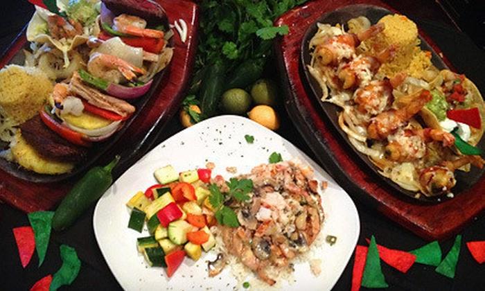 Vida Loca Mexican Bar and Grill - Mason Park: $10 for $20 Worth of Mexican Food at Vida Loca Mexican Bar and Grill