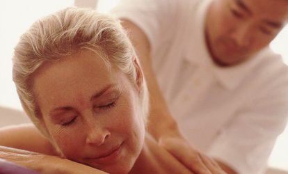 image for One-Hour Sports or Deep Tissue Massage at Physiohelp4you (48% Off)