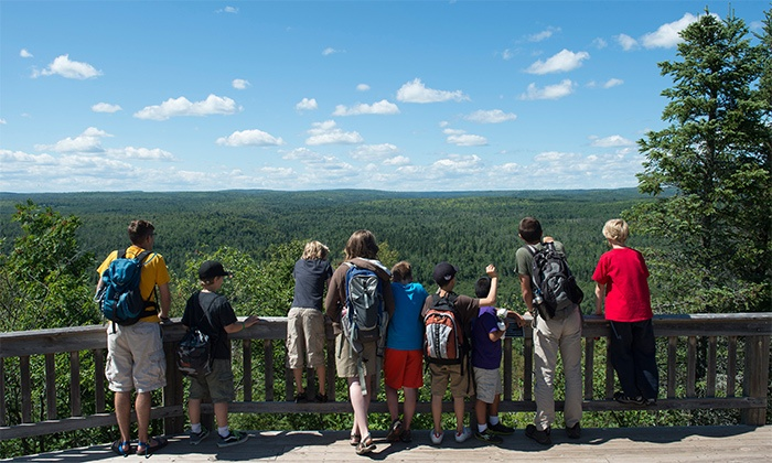 Wolf Ridge Environmental Learning Center - Finland: Summer Camps at Wolf Ridge Environmental Learning Center (Up to 51% Off). Five Options Available.