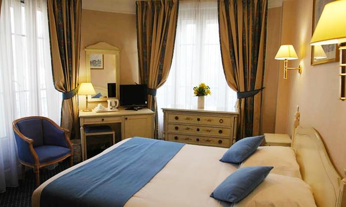 Qualys Hotel Carlton 39 S Paris Ile De France Groupon