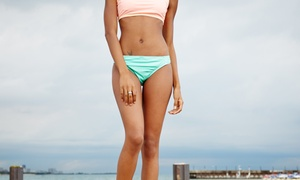 Ducky Fuzz: Standard Bikini, Half Legs, Full Legs, Hollywood or Brazilian Wax at Ducky Fuzz (Up to 61% Off)