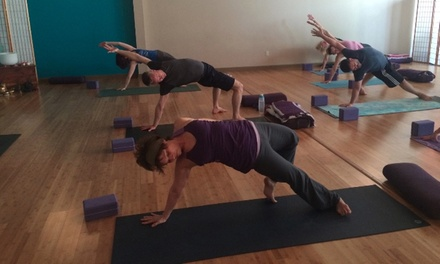 Up to 68% Off Yoga Classes at Kansas City Yoga Center