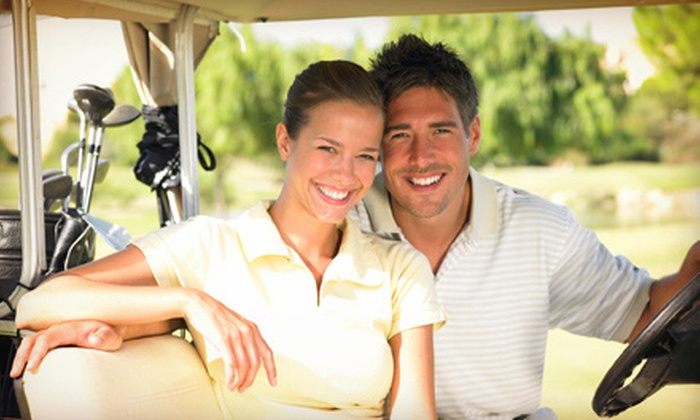 Brooklea Golf & Country Club - Midland: 18-Hole Round of Golf with Cart Rental for Two or Four at Brooklea Golf & Country Club (Up to 58% Off)