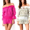 Chic Beach Cover-Up