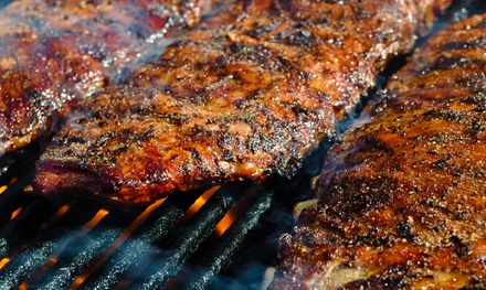 Barbecue at Moonshine Molly's Country Saloon (Up to 44% Off). Three Options Available.