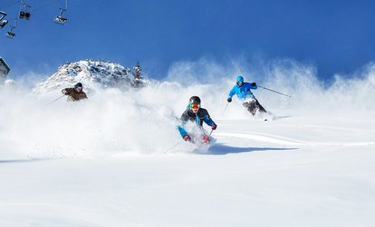 image for All-Inclusive Ticket or Lift Ticket and Rental Package at Banff Norquay (Up to 30% Off). Four Options Available