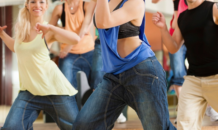 Audrey at Rhythm Society - Ellwanger-Barry: 10 or 20 Zumba or Zumba Toning Classes from Audrey at Rhythm Society (Half Off)