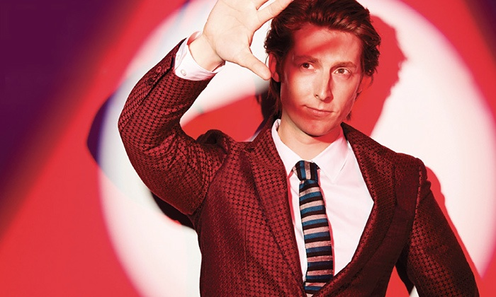 Tell The World Tour: Ones to Watch with Skype Pres. Eric Hutchinson - House of Blues San Diego: Eric Hutchinson at House of Blues San Diego on April 27 at 8 p.m. (Up to 50% Off)