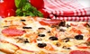 Atlantic Pizza - Downtown: Italian Food for Two or Four or Catering at Atlantic Pizza (Up to 53% Off)